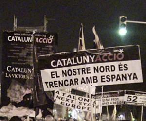 Si vols independència, reforça Catalunya Acció. EA 1231