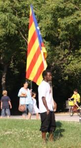 Molts immigrants han votat per la Independència de Catalunya  __  EA 1501
