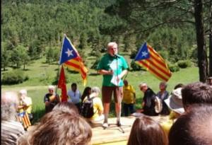 Jaume Sastre al PI