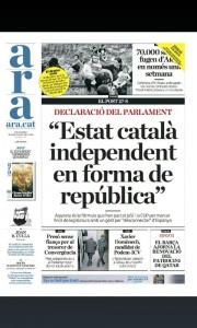 estat català independent república