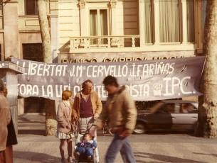 Trenta anys de la detenció del 31 de gener de 1983.