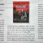 """""""Jo, René Tardi, presoner de guerra a l'Stalag IIB"""" de Jacques Tardi (Fanbooks) a Le Monde Diplomatique"""