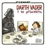 """""""Darth Vader y su princesita"""", de Jeffrey Brown (Planeta)"""