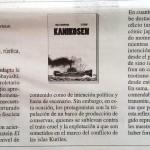 """""""Kanikosen"""", de Go Fujio (Ed. Gallo Nero) a Le Monde Diplomatique"""
