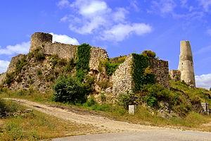 Subirats_i_església_de_Sant_Pere_del_Castell_-_1