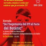 Xerrada_Botanic_25anysDespertaferro