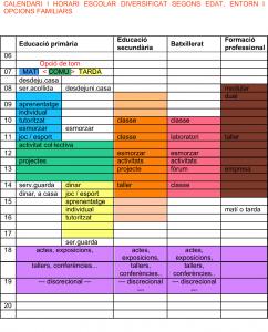 hoari calendari