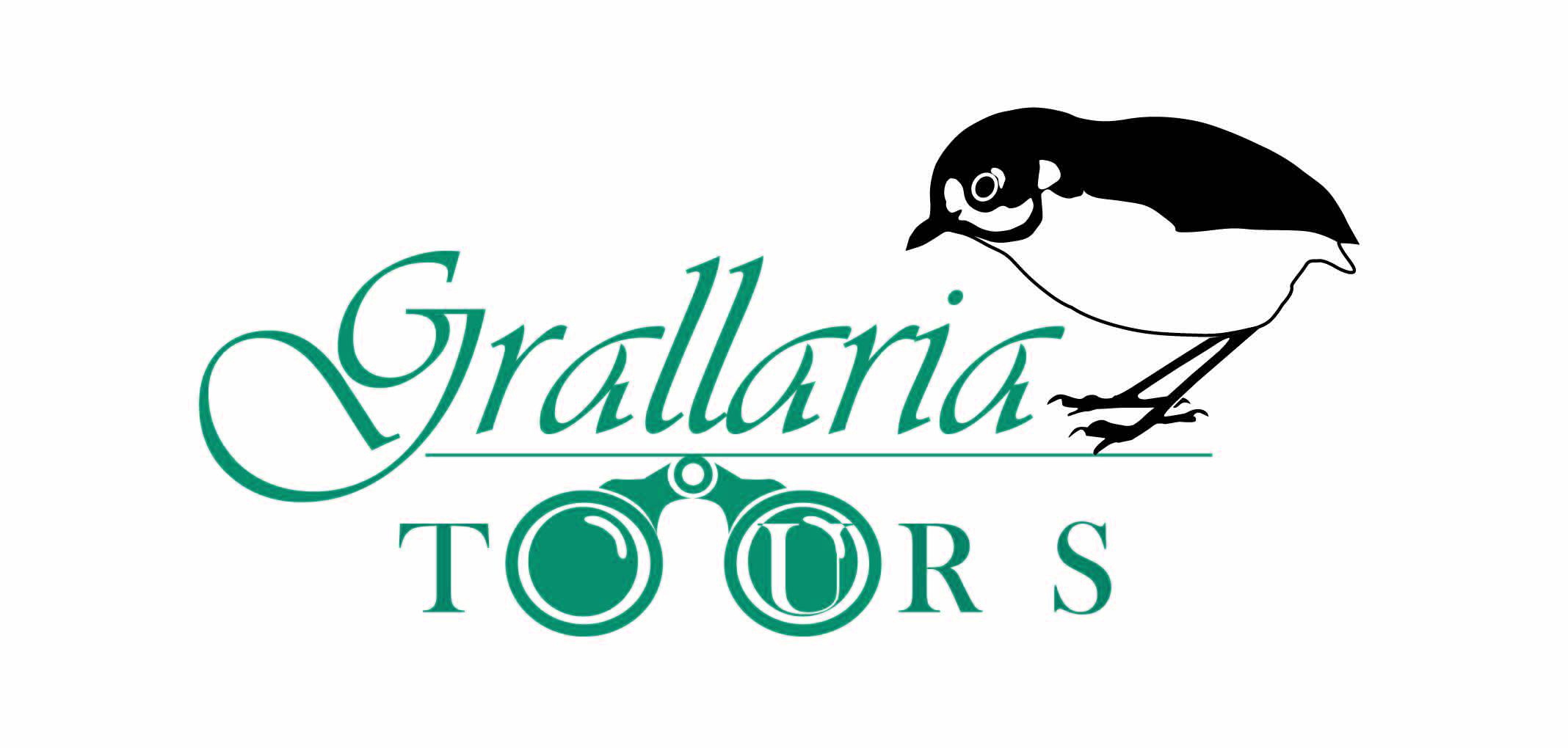 Logo Grallaria Tour