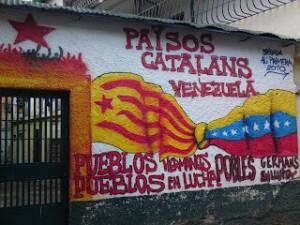 Mural al barri de la Vega: Caracas