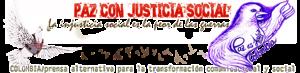 Per una Pau amb Justícia Social, de les companyes de Prensa Alternativa