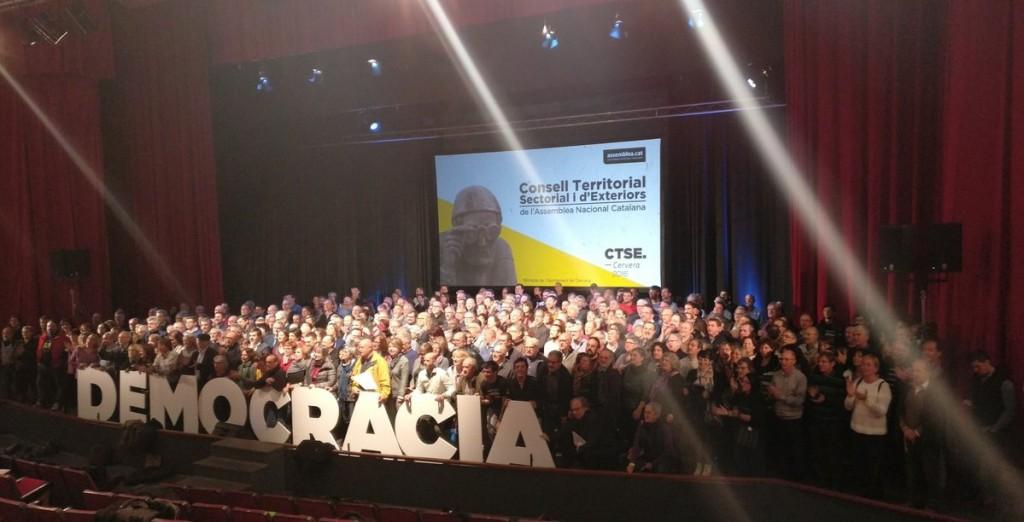 Tots els presents al CTSE16, a Cervera