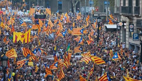 Foto de Jordi Borràs: Onze de Setembre de 2012