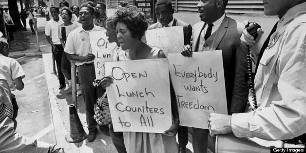 Protesta a Birmingham, Alabama, 1963