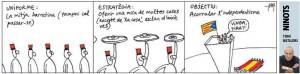 Tira d'humor de Toni Batllori
