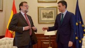 Saludo Rajoy Pedro2