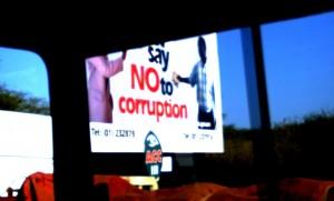 303.RETOC-Campanya Contra Corrupcio-Zambia (16-6-2006) -RETALL