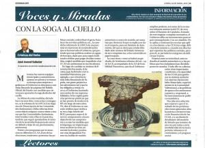Atac a Autonomies. Soga. Jose Asensi (INFORMACION. 22-6-2015. Pg.25)