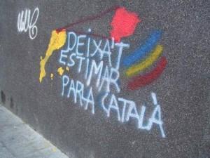 Pintada. Deixa't estimar, parla Catala. Andorra. 17-11-2013