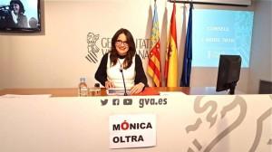 Monica Oltra (01) Accent Tancat. Cartell. Valencia Plaza. 1-4-2016