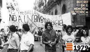 Inscrit en la memòria de l'Agustí Barrera
